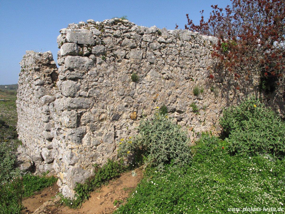 Genuesischen Festung Monopari
